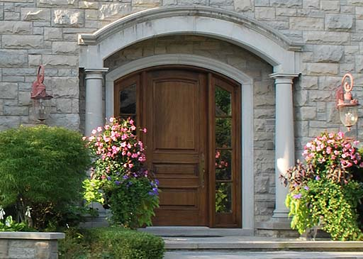 doors installation service