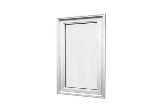 window casement closed