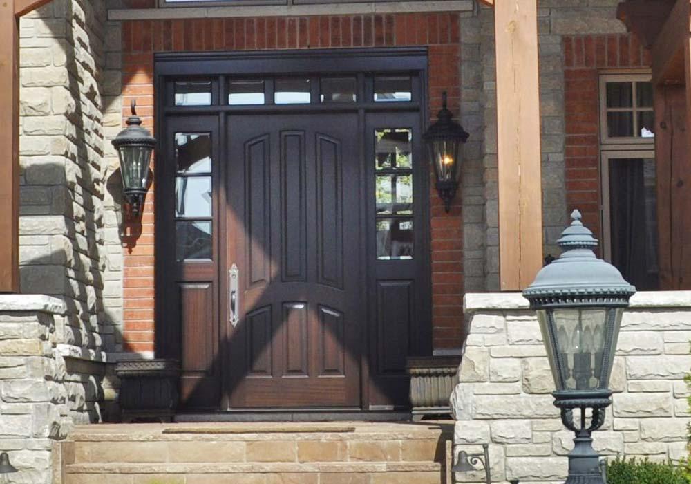 door installation service